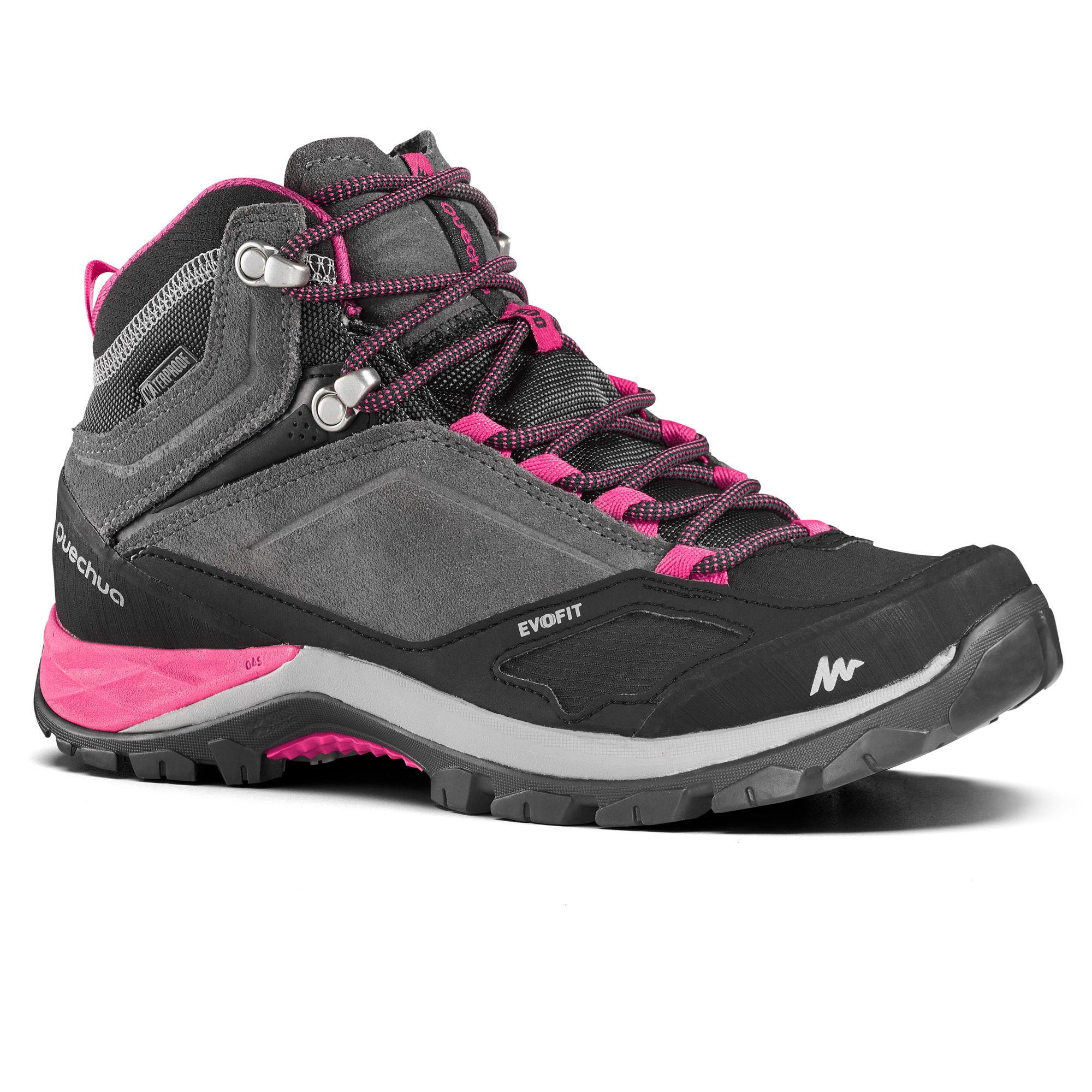 paso microondas negocio  Decathlon - Quechua by DECATHLON - Women's MH500 Mid Waterproof Hiking  Shoes - Walmart.com - Walmart.com