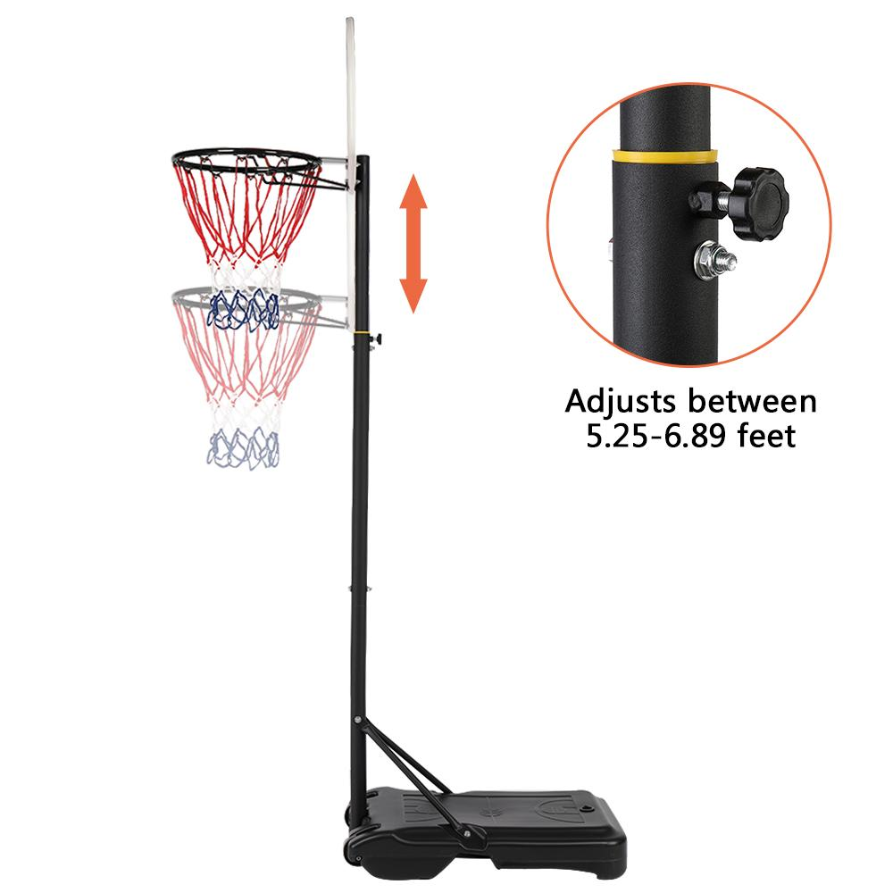 LX-B03 Portable and Removable Youth Basketball Stand Indoor and Outdoor Bas New