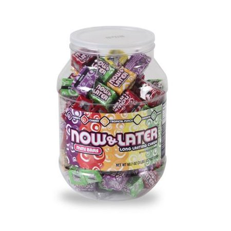 Now & Later Assorted Jar, 365 Count Promo Code