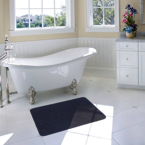 Mainstays Memory Foam Bath Rug by Refine
