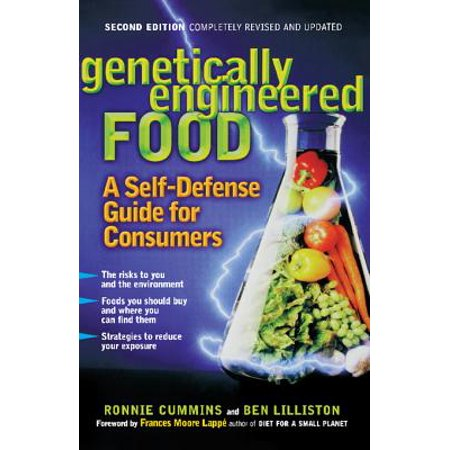 Genetically Engineered Food - eBook