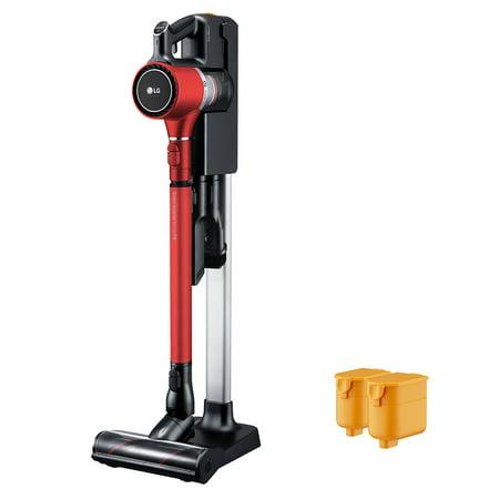 LG CordZero™ A9 Charge Cordless Stick Vacuum - A905RM - Matte Red