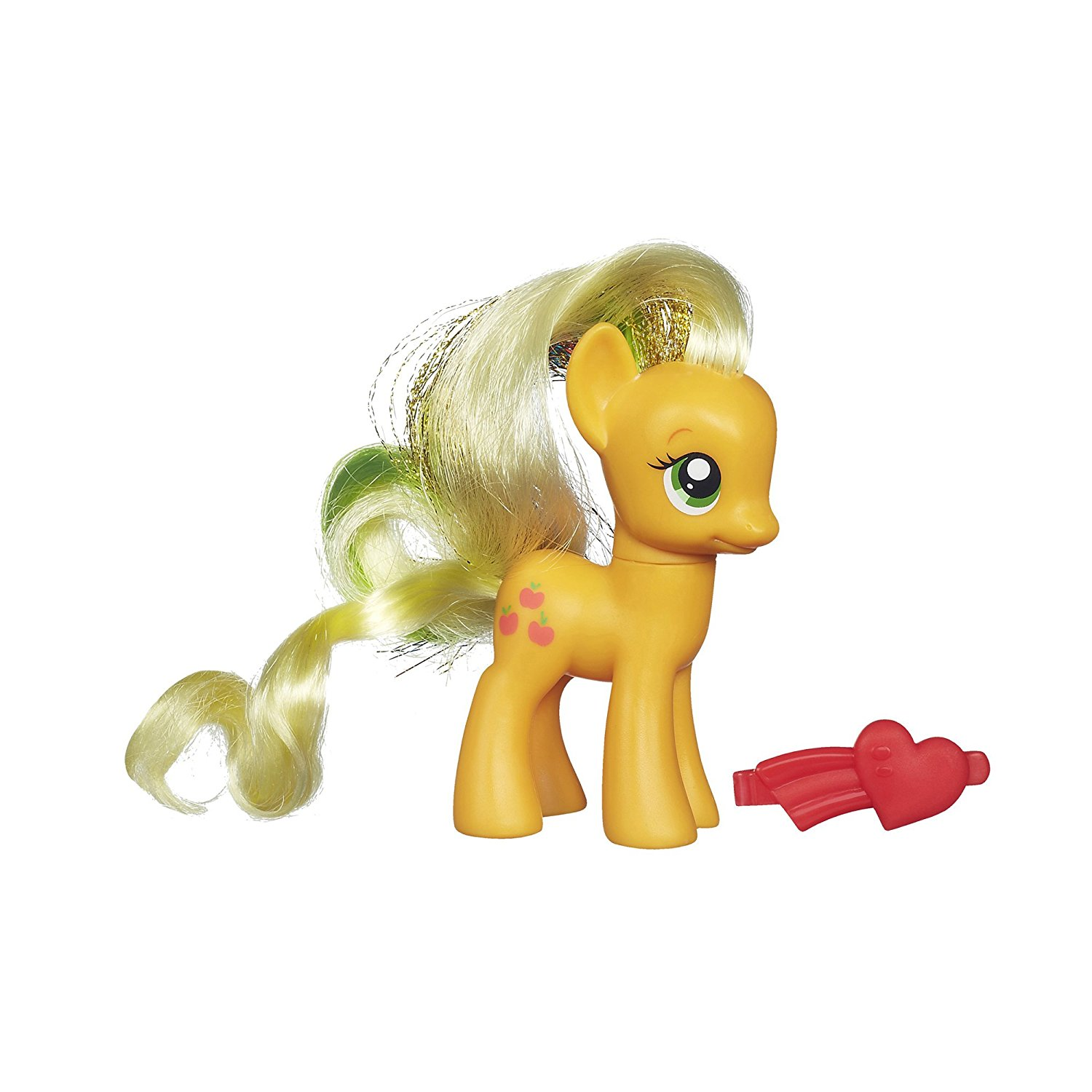 Rainbow Power Applejack Figure Doll, Stylish Applejack pony figure By My Little Pony Ship from US