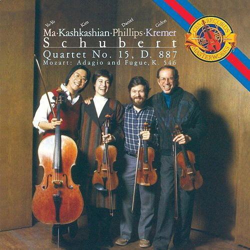 Adagio & Fugue In C Minor / String Quartet No 15
