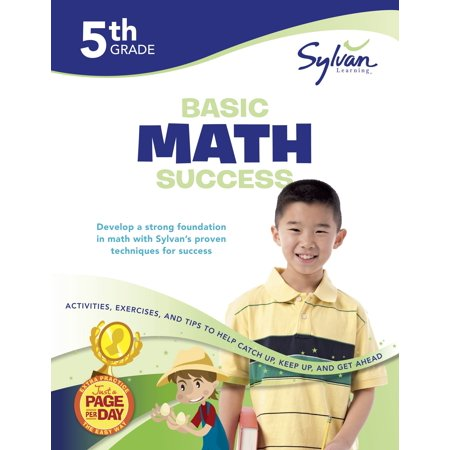 5th Grade Basic Math Success Workbook : Activities, Exercises, and Tips to Help Catch Up, Keep Up, and Get Ahead (Halloween High School Math Activity)