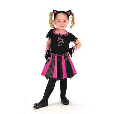 Halloween Cat Crafts For Toddlers (IN-13589714 Cat Sweetheart Halloween Costume for Toddler TODDLER)