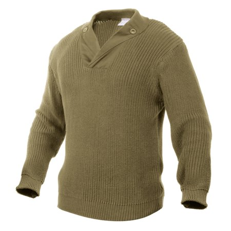 Rothco Reproduction WWII Vintage Mechanics Sweater