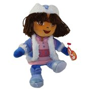 TY Beanie Baby - DORA the Explorer (Russia Version) (7.5 inch)