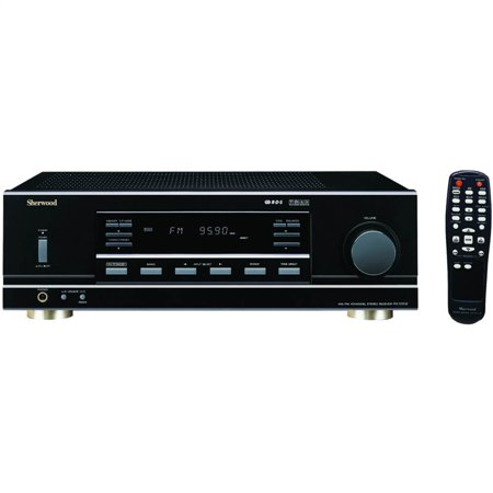 Multisource, Dual Zone A/V Receiver