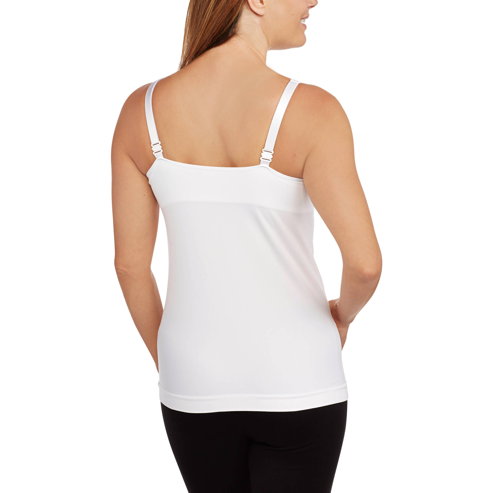 c71bbd8b700 Labor of Love - Labor of Love Maternity Essential Seamless Nursing Cami  with Removable Pads-- Available in Plus Size - Walmart.com