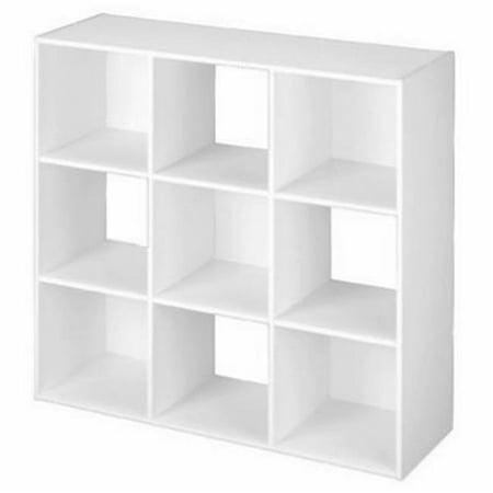 Stackable Storage Organizer - 42100 9 Cube  Cubeicals Stackable Storage Organizer