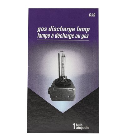 GE Lighting Xensation D3S Xenon HID Headlight Bulb, 1 Pack