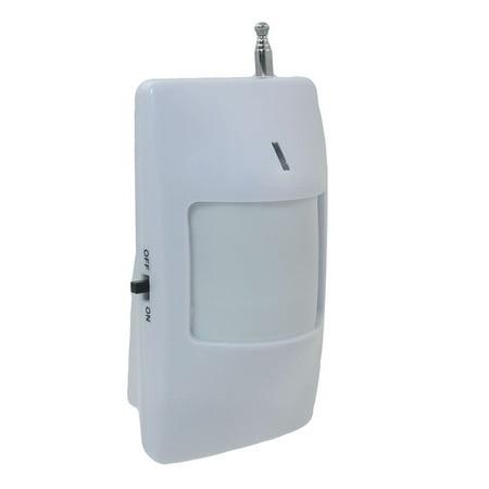Unique Bargains Home Office PIR Sensor Alarm  Motion Detector + Mount -