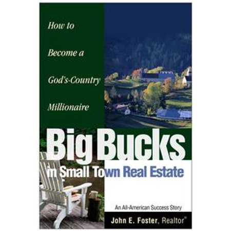 A Real Halloween Town (Big Bucks in Small Town Real Estate -)