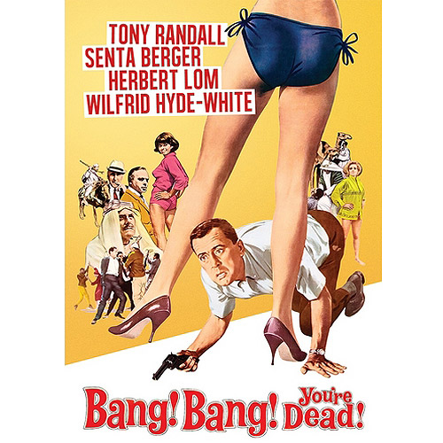 Bang Bang You're Dead (1966) (Anamorphic Widescreen)