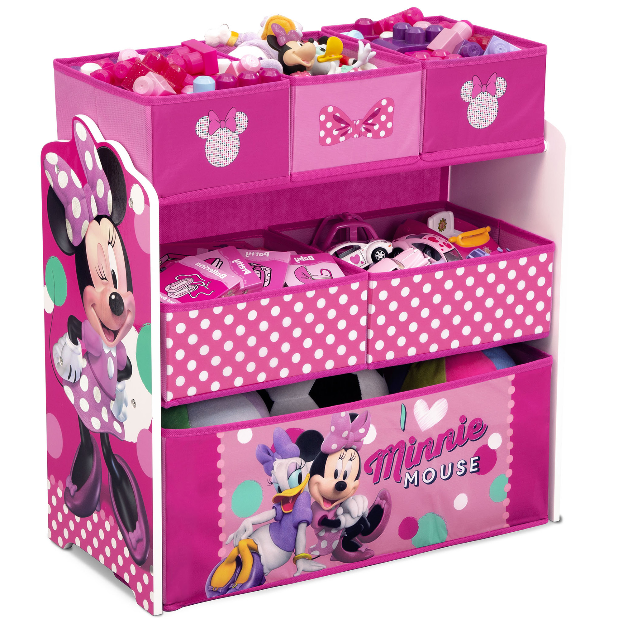 Magnificent Disney Minnie Mouse 5 Piece Toddler Bedroom Set By Delta Pdpeps Interior Chair Design Pdpepsorg