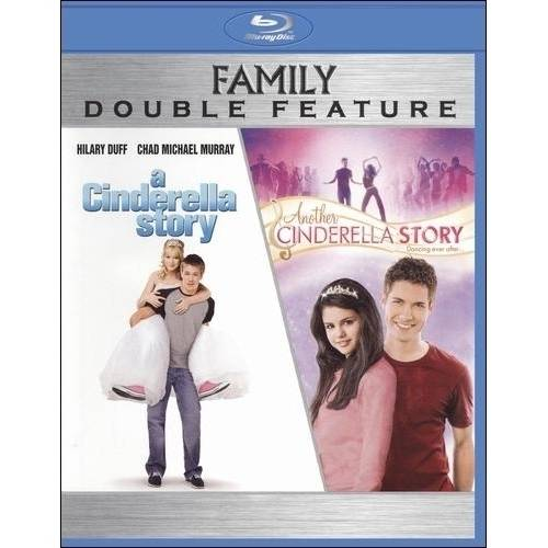 A Cinderella Story / Another Cinderella Story (Blu-ray) (Double Feature)