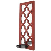 Screen Gems Red Candle Holder WD-118