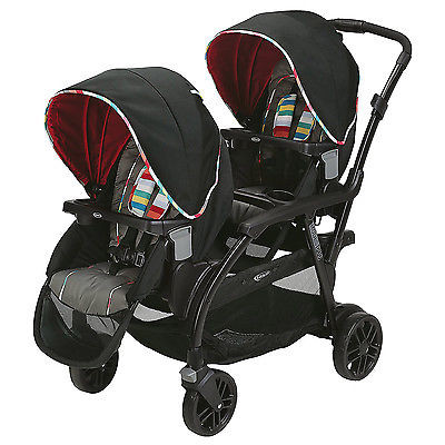 Graco Modes Duo Removable Seats Infant and Youth Double Stroller, Play | 1991923 [Istilo256991] by See Description