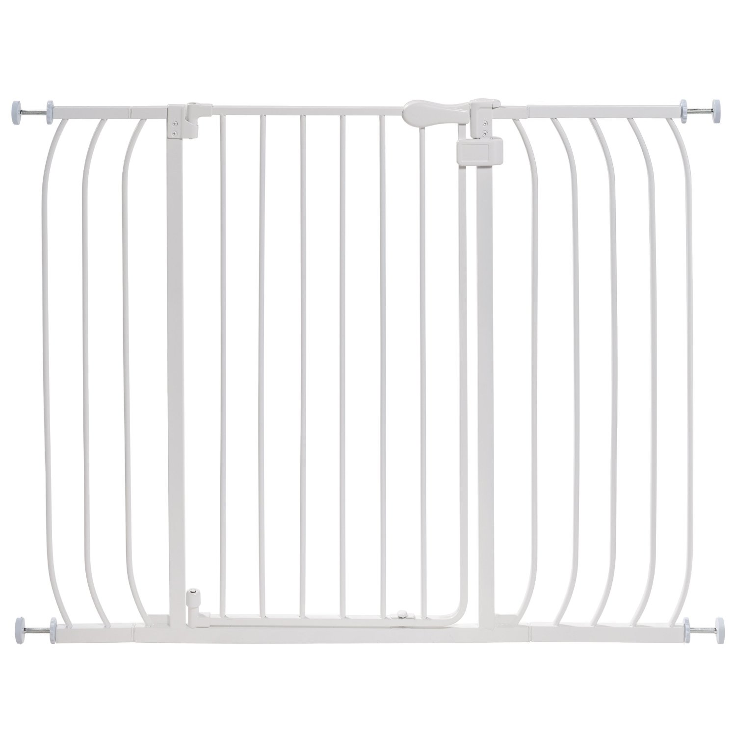 Summer Infant Multi-Use Extra Tall Walk-Thru Gate - White