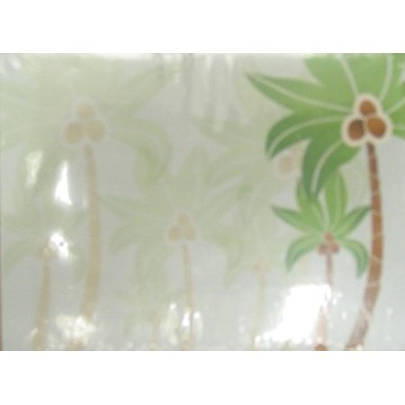 Island Heritage Rectangular Stick N Note Coco Palm