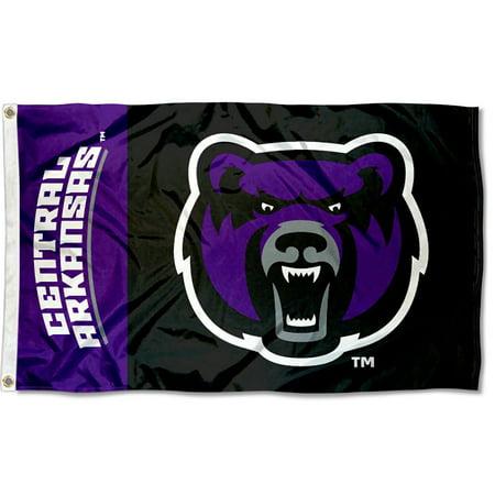 University of Central Arkansas Bears (Bear Flag Pattern)