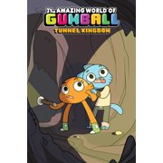 The Amazing World of Gumball: Tunnel Kingdom (Paperback)