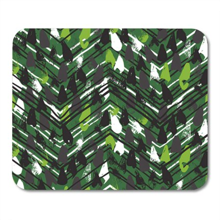 JSDART Colorful Stripes and Lines Abstract Shapes Dots Ethnic Pattern Mousepad Mouse Pad Mouse Mat 9x10 inch - image 1 of 1