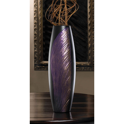Zingz & Thingz Orchid Wing Decorative Vase