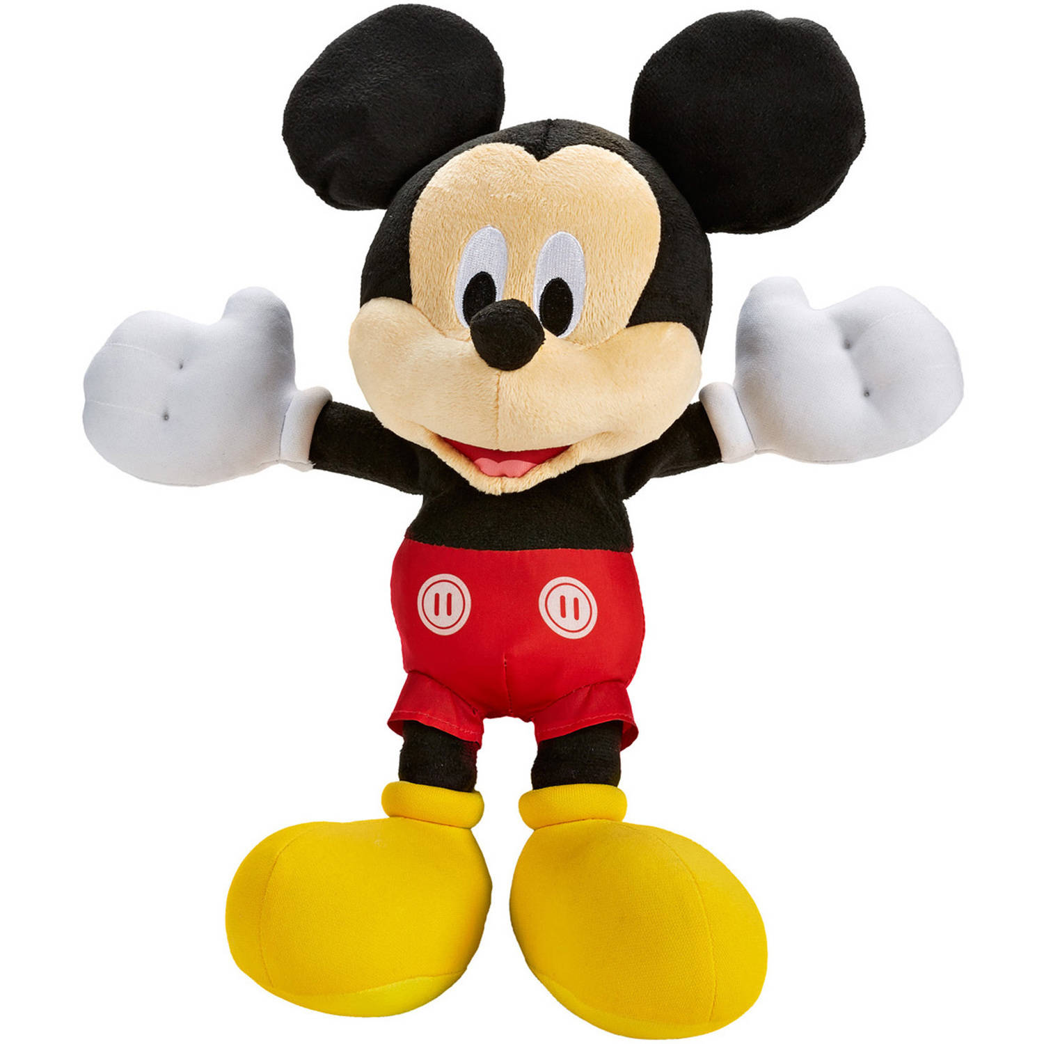 Fisher-Price Disney Mickey Mouse Clubhouse Silly Squeeze Mickey