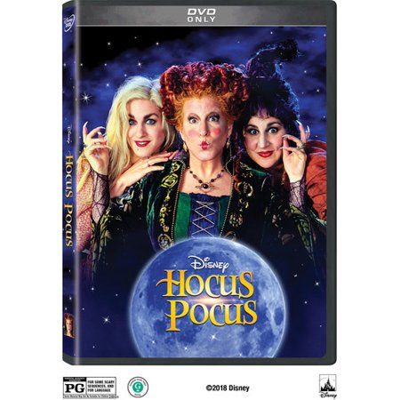 Hocus Pocus (25th Anniversary Edition) (DVD)