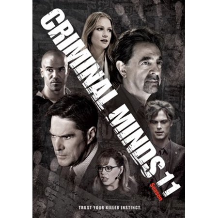 Criminal Minds: Season 11 (DVD)