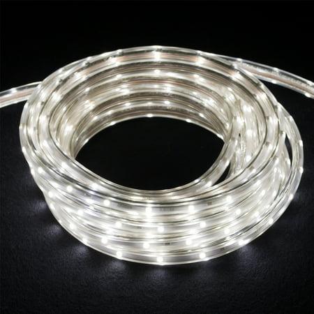 led tape rope hybrid light kit 19 7 ft cool white. Black Bedroom Furniture Sets. Home Design Ideas