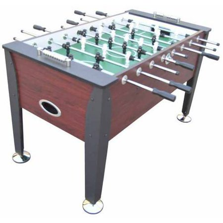 Voit 57 foosball table game for 12 in 1 game table walmart