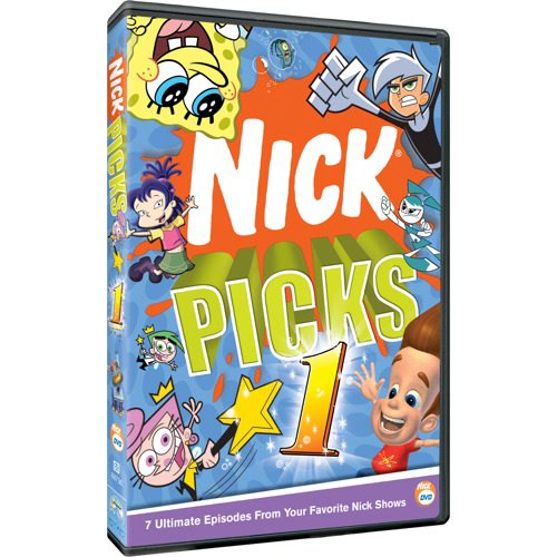 NICK PICKS V01 (DVD)