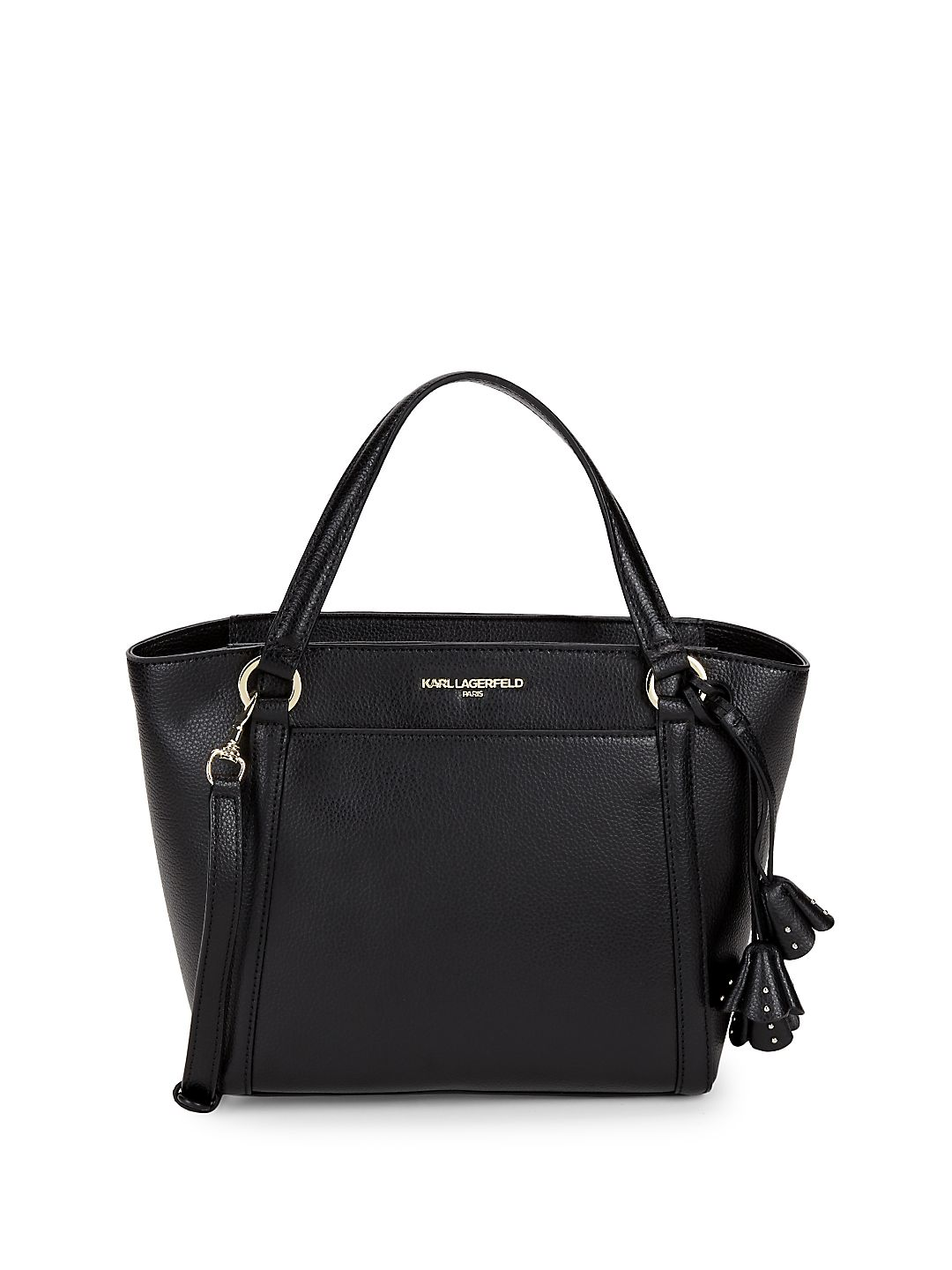 Iris Leather Satchel