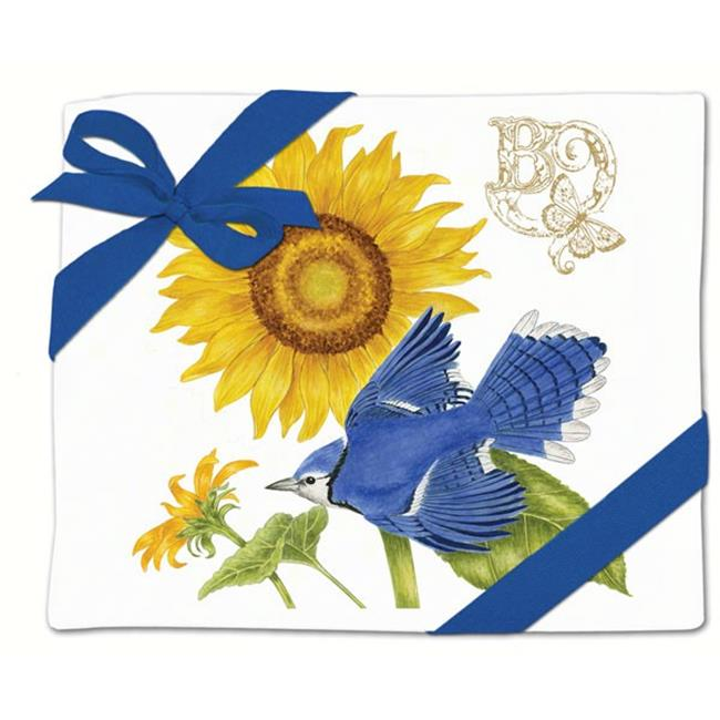 Blue Jay Flour Sack Towel (Set of 2)