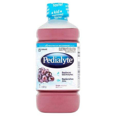 Pedialyte Grape  1 L Bottle   Pack Of 8