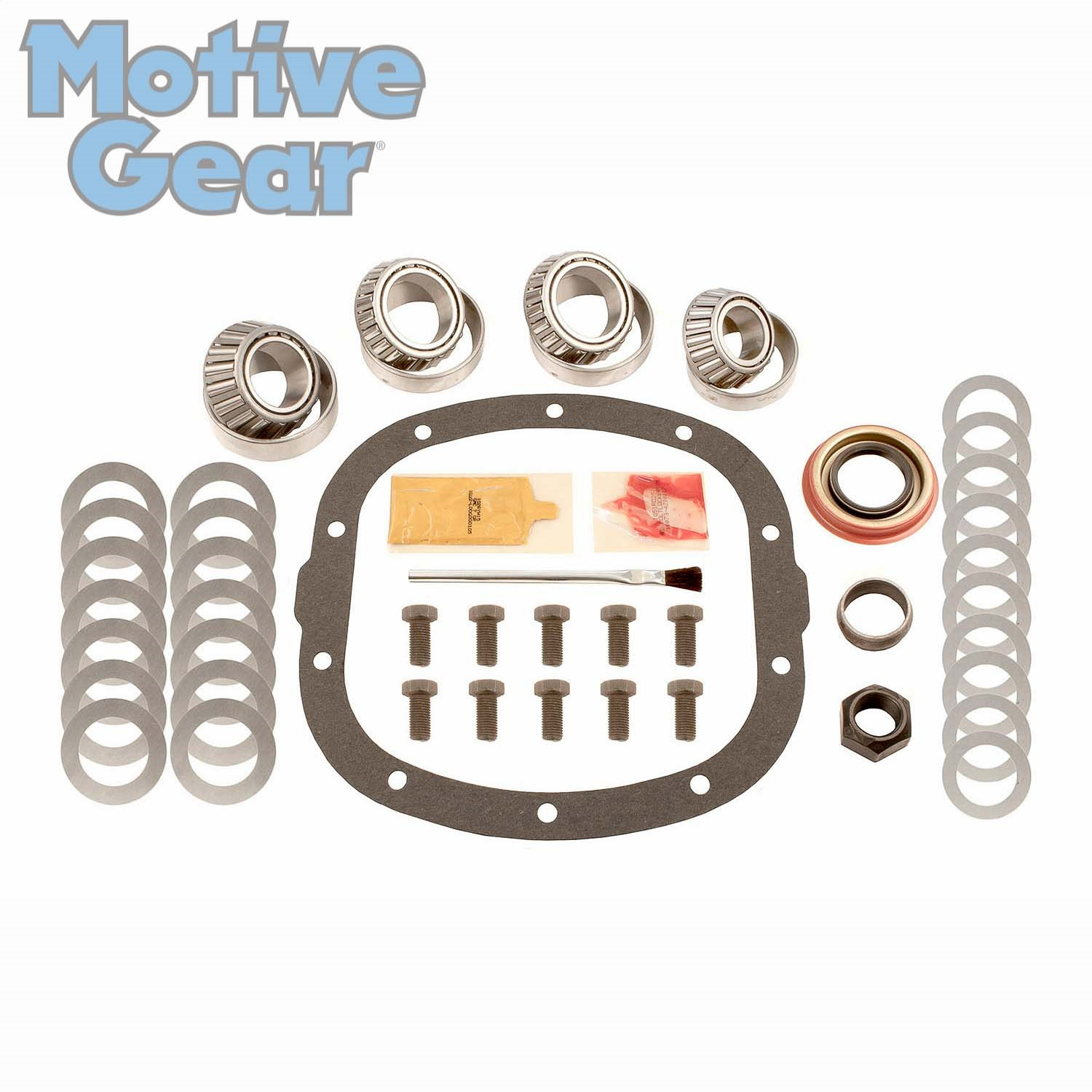 Motive Gear R7.5GRBMK MOGR7.5GRBMK GM 7.5B CAR W METRIC HOUSING MASTER BEARING KIT 1978-87