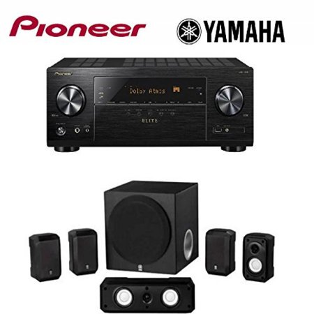 Pioneer Elite VSXLX101 7.2 Channel Networked AV Receiver with Built ...
