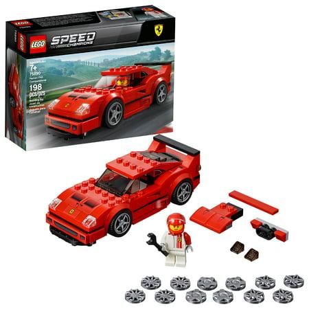 Lego Ferrari (LEGO Speed Champions Ferrari F40 Competizione 75890 )