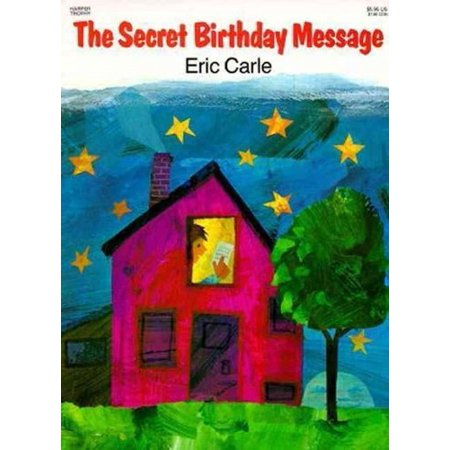 The Secret Birthday Message (Hardcover)
