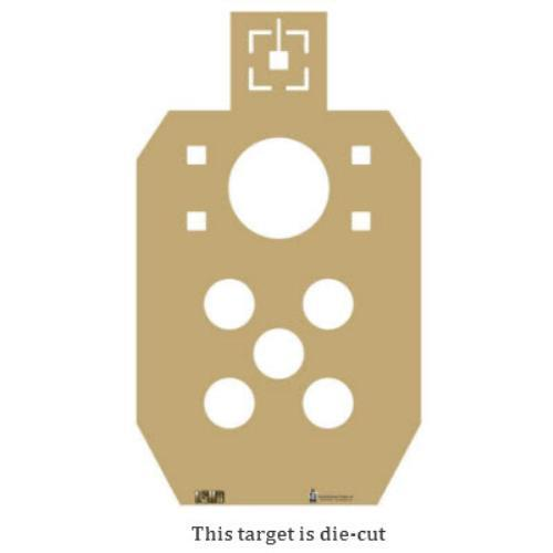 Low Speed High Drag Training Target  Pack of 25