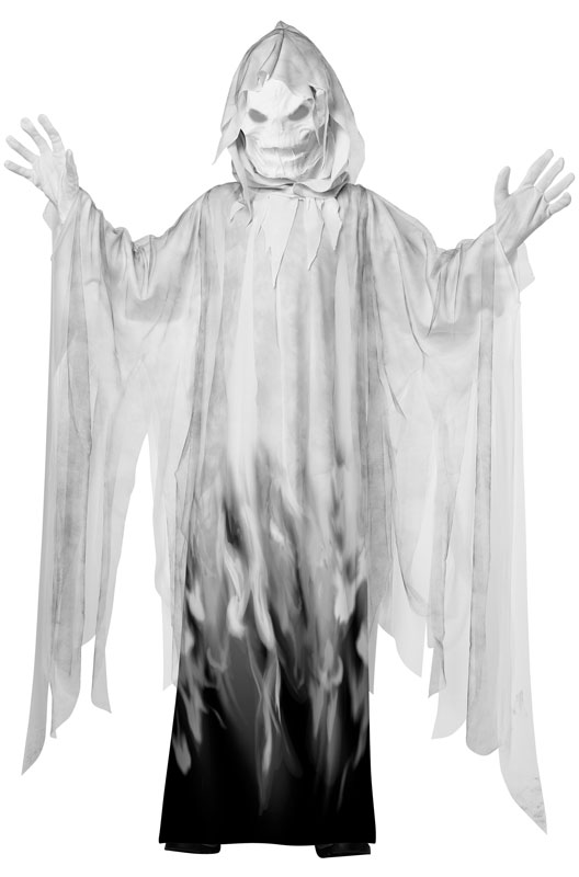 evil spirit costume child large
