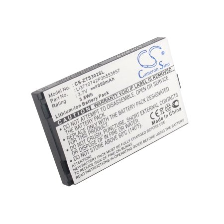 Replacement Battery For ALIGATOR 3.7v 1050mAh / 3.89Wh