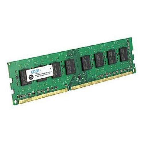 Edge 4gb Ddr3 Sdram Memory Module - 4 Gb [1 X 4 Gb] - Ddr3 Sdram - 1600 Mhz Ddr3-1600/pc3-12800 - Non-ecc - Unbuffered - 240-pin - Dimm (pe231613)