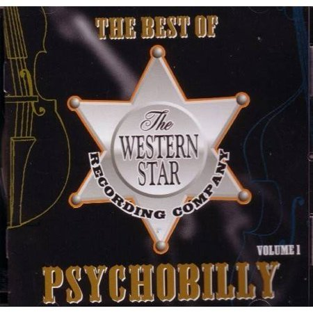 Best Of Western Star Psychobilly  Vol  1