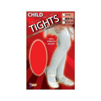 Cheap Red Tights (CHILD TIGHTS-RED-MEDIUM)