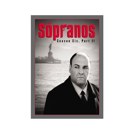 The Sopranos: Season Six, Part II (DVD) (Best Of The Sopranos Seasons 1 To 6)