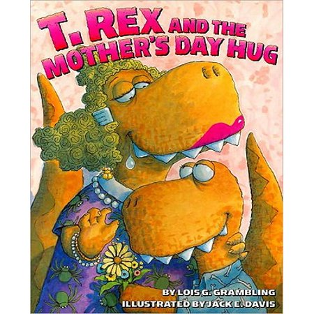 T. Rex and the Mother's Day Hug - How Tall Is The T Rex